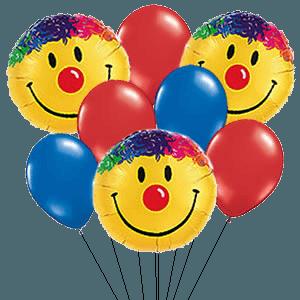 أجمل صور بالونات العيد والمناسبات السعيدة بجودة عالية png للتصميم 9