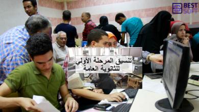 المرحلة الاولى لتنسيق الثانوية العامة 2019 بوابة الحكومة المصرية