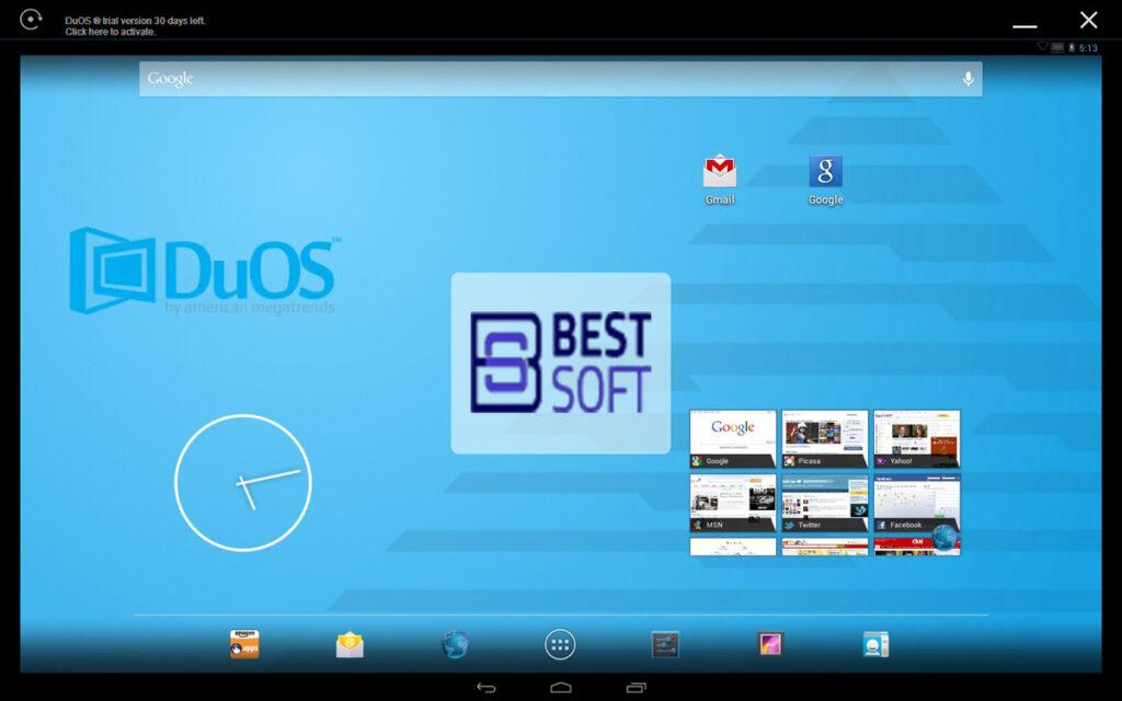 برنامج تشغيل تطبيقات الاندرويد على الكمبيوتر للويندوز
