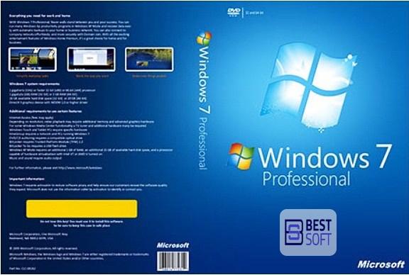 تحميل نسخة ويندوز 7 بروفيشنال Windows 7 Professional برابط مباشر 1