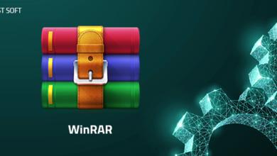 Photo of تحميل برنامج فك الضغط الاصدار النهائي| Download WinRAR archiver Final Full