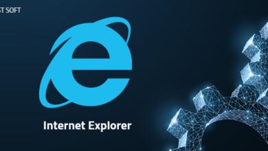 Photo of متصفح إنترنت إكسبلورر Internet Explorer