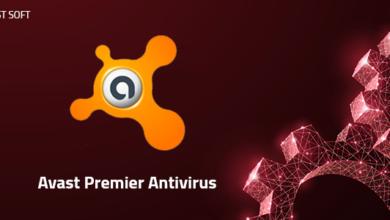 برنامج مضاد الفيروسات افاست الشامل Avast Premier Antivirus