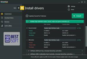 تحميل برنامج Driver Hub لتحديث جميع تعريفات الكمبيوتر