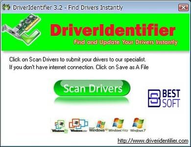 تحميل برنامج Driver Identifier لتحميل وتثبيت تعريفات جهاز الكمبيوتر 2020 1