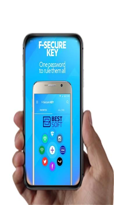تحميل تطبيق F-Secure KEY لحماية كلمات المرور للكمبيوتر والأندرويد والايفون والماك 1